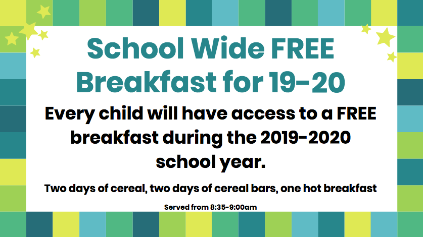 Free Breakfast Information